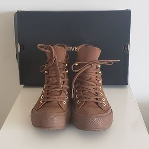 Converse All star waterproof leather boot